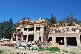 Проект частного жилого дома 500м2 6
