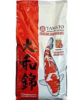 Корм для карпов кои JPD YAMATO 5кг (для усиления окраса)