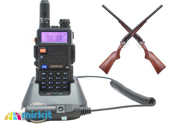 Радіостанція Kenwood TK-F8 DB / Радіостанція Кенвуд TK-F8 DB BigTorg