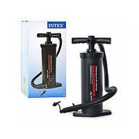 Насос Intex 68605 ручной, повышенной мощности. Отличное качество. Практичный дизайн. Купить. Код: КДН3190