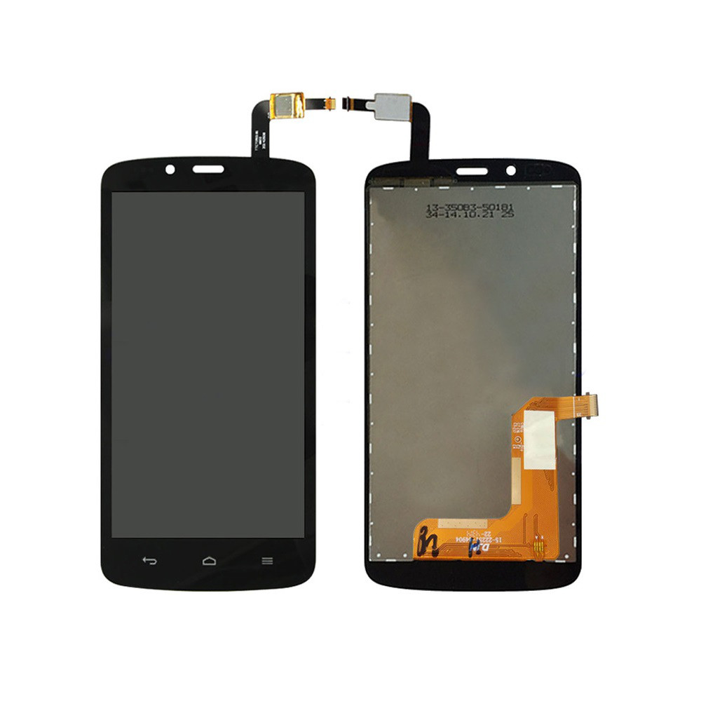 Huawei Honor 3c Play Lite With Touchscreen Black Softcase Ultrathin For Hitam Clear Spec Dan Orig