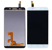 Дисплей Huawei Honor 4X (CherryPlus-L11)/Che2-L11/Glory Play 4X with touchscreen white orig