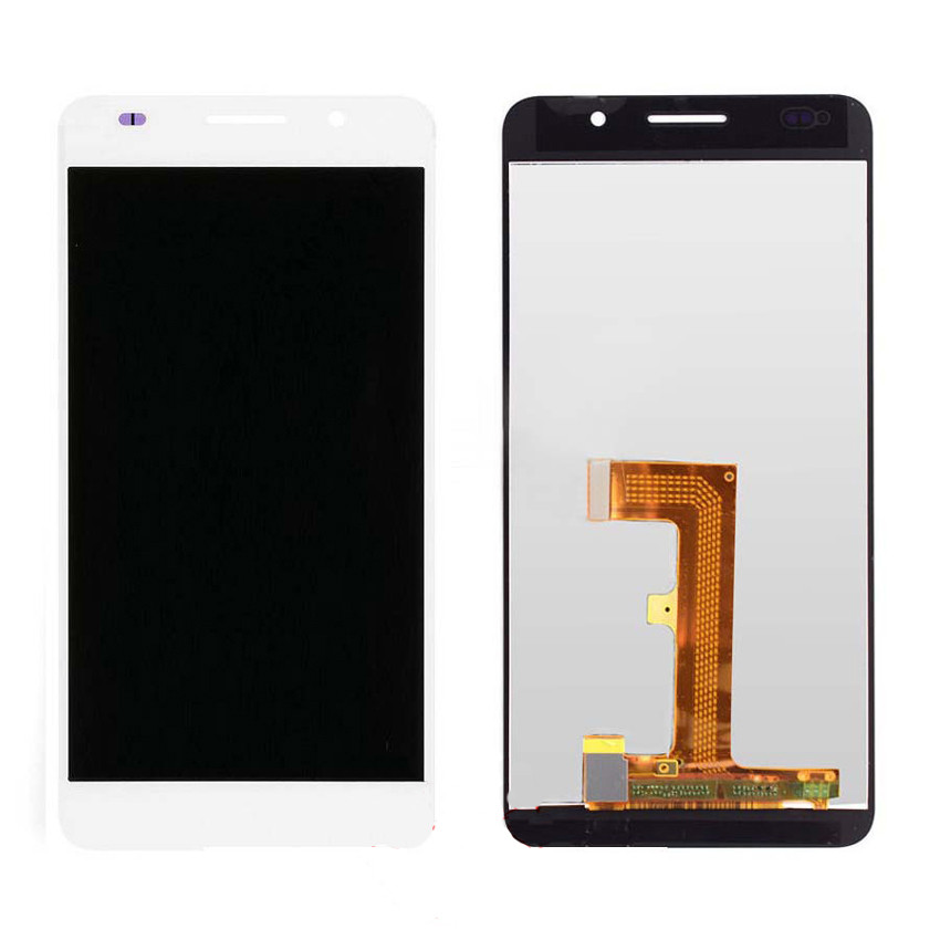 Дисплей Huawei Honor 6 H60-L02 with touchscreen white orig