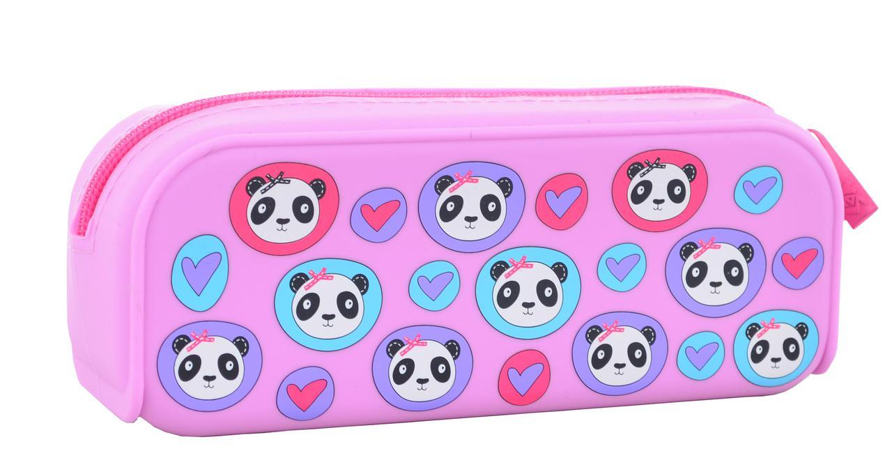 """Пенал силиконовый """"Lovely panda"""""""