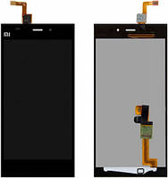 Дисплей Xiaomi Mi3 with touchscreen black orig