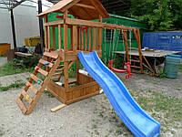 Детский игровый комплекс Малыш + горка спуск