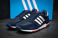 Кроссовки мужские Adidas ZX500, синие (11533),  [  45  ]