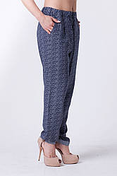 Женские летние брюки размеры 44-62 SV 20113-26