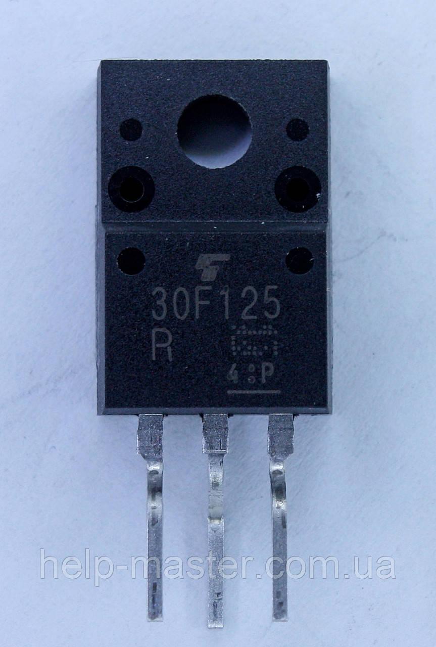 Транзистор GT30F125 (TO-220SIS)