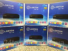 LORTON T2-18 HD цифровой эфирный DVB-T2 ресивер, фото 2