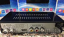 LORTON T2-18 HD цифровой эфирный DVB-T2 ресивер, фото 3