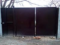 Ворота гаражные Балкар-Днепр