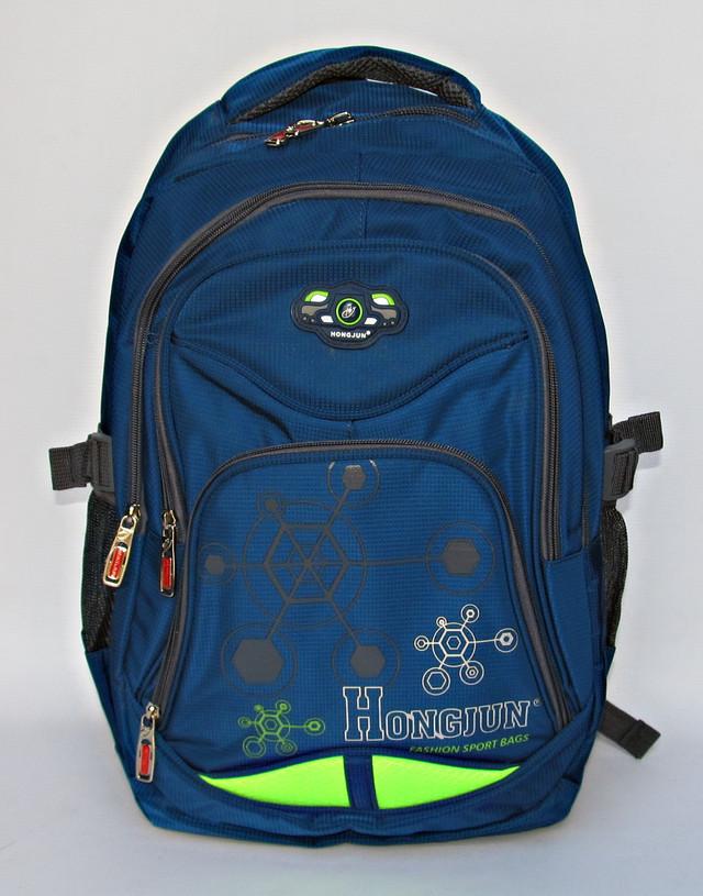 """Подростковый школьный рюкзак """"HONGJUN 9606"""""""