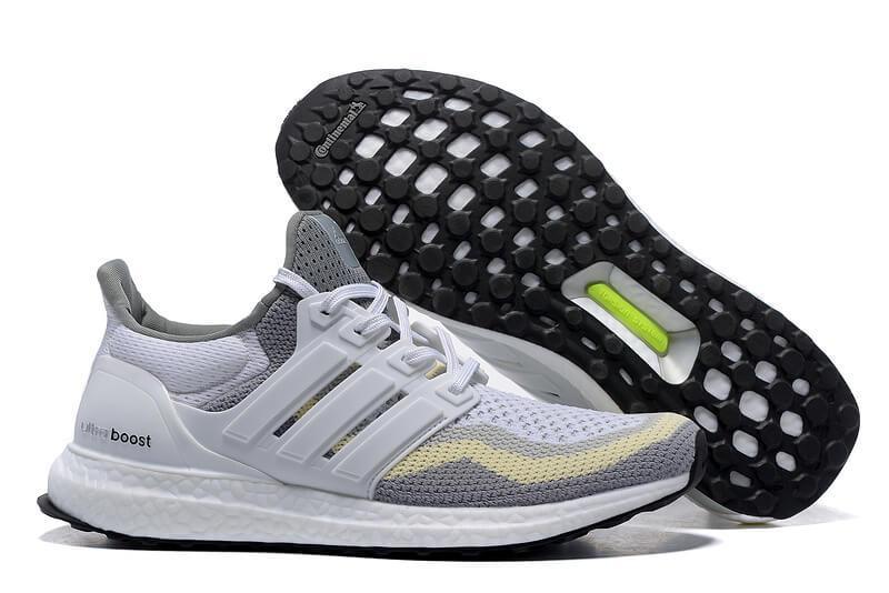 Кроссовки Adidas Ultra Boost Grey Beige