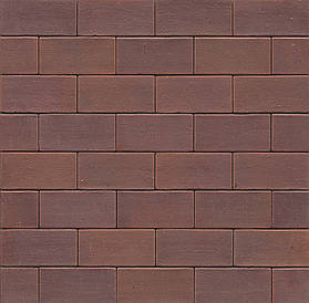 Тротуарная плитка красно-коричневая пестрая MUHR PK 40 Nr. 04Rotbraun-bunt