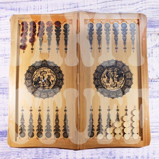 Набор нарды и шашки
