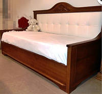 """Кровать-диван """"Романтик софа"""" из массива дерева"""
