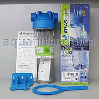 Фильтр грубой очистки воды Atlas DP 10 Mono OT TS 1/2