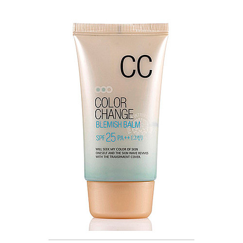 Welcos СС Крем Lotus Color Change Blemish Balm SPF 25 PA ++ 50ml