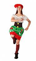 Лепрекон женский карнавальный костюм \ размер 42-44; 46-48 \ BL - ВЖ278