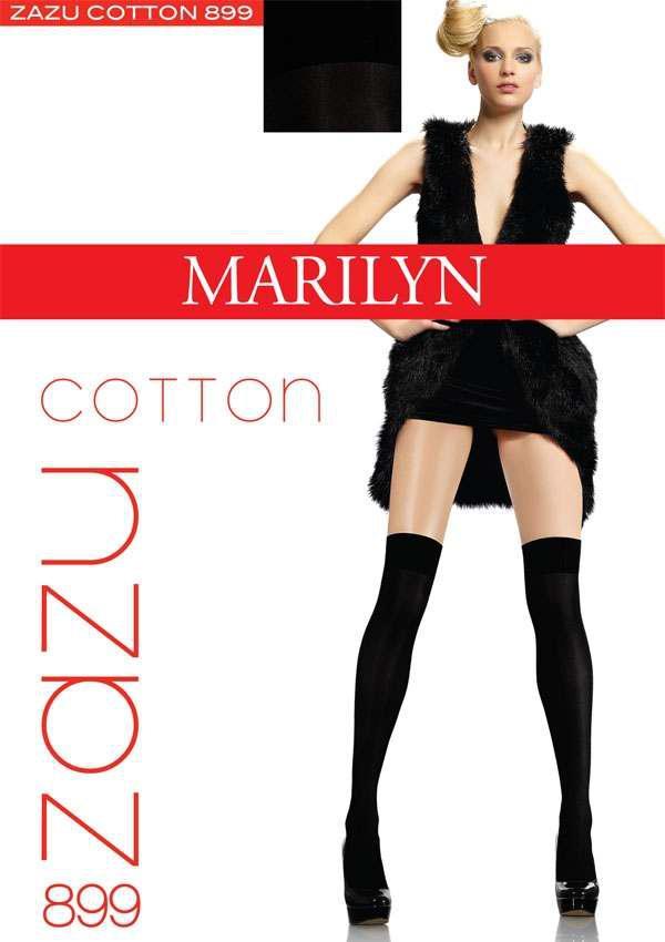 Гольфы заколеновки Marilyn Zakolanowki Zazu 899 One Size