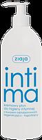 Гель для интимной гигиены Ziaja Intima (с лактобионовой кислотой) 500 мл с дозатором