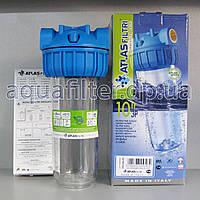 """Фильтр грубой очистки воды Atlas Senior Single Plus 3P SX TS 10"""" 1/2"""", 3/4"""", 1"""", фото 1"""