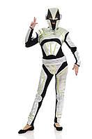 Робот женский карнавальный костюм \ размер универсальный \ BL - ВЖ281