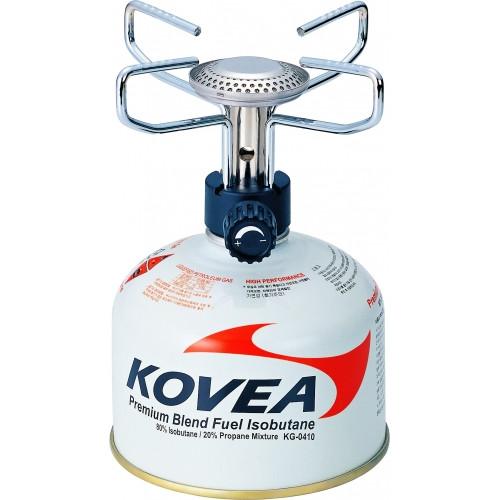 Лёгкая газовая горелка Kovea Backpackers