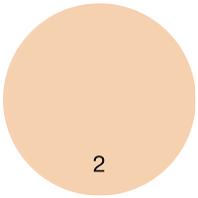 Компактная крем-пудра P-5 тон 2