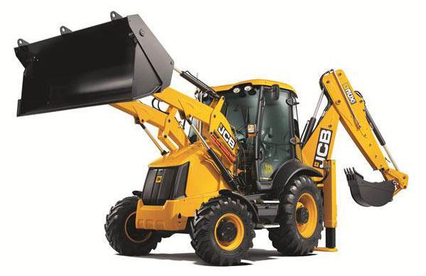 Фото универсальной строительной машины