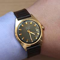 Poljot Полет наручные механические часы СССР , фото 1