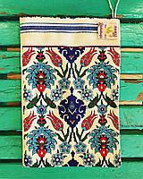 КЕСЕ для хамама (жесткость : средняя (рисунок цветок ))., фото 1