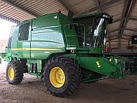 Зерноуборочный комбайн John Deere T670 2008 год