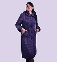 Плащ-пальто женское. Модель 7. Размеры 52-60