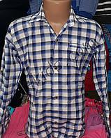 Рубашка для мальчика 6-12 лет (кл 03)(пр. Турция)