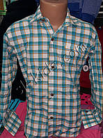 Рубашка для мальчика 6-12 лет (кл 04)(пр. Турция)