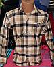 Рубашка для мальчика 6-12 лет (кл 06)(пр. Турция)