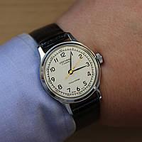 Спортивные винтажные механические часы СССР , фото 1