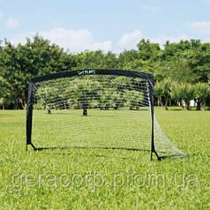 Ворота футбольні Новинка soccer simple playz small. Ворота футбольные с сеткою.