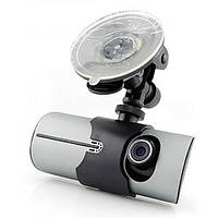Видеорегистратор DVR R300 2 камеры GPS