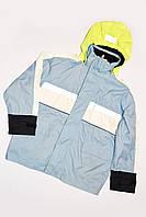 Детская Куртка ветровка демисезонная на мальчика 134 см 9 лет Cinema
