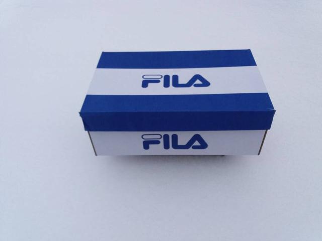 Коробка Fila