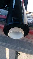 Плівка пакувальна чорна, стрейч-плівка 400 метрів., фото 1