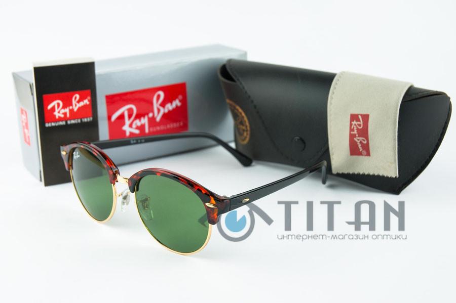 Очки солнцезащитные RB 4246 стекло