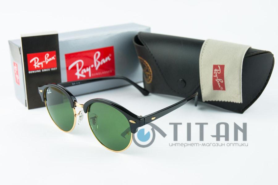 Солнцезащитные очки RB 4246 С02 стекло