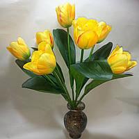 Искусственные цветы Букет Тюльпанов (6 шт)