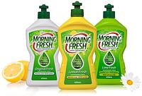 Средство для мытья посуды Cussons Morning Fresh Super Concentrate 450 мл.