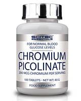 Scitec Chromium Piconilate 100 tabl