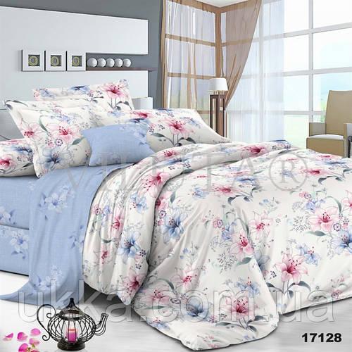 Полуторное постельное белье Вилюта 17128
